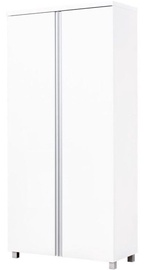 Bodzio Bookshelf AG25 White