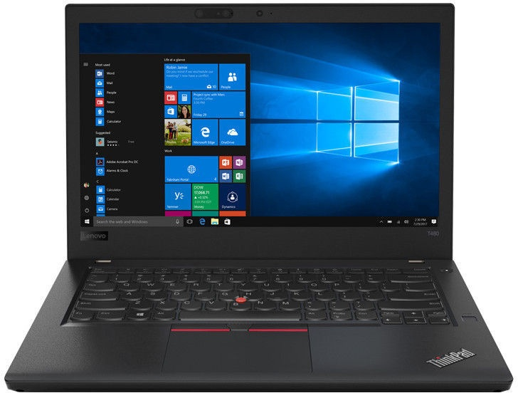 Lenovo ThinkPad T480 20L50003PB