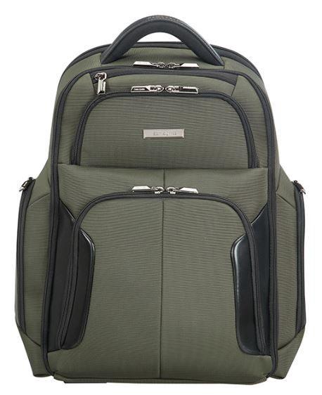 "Samsonite Notebook Backpack XBR For 15.6"" Black/Green"