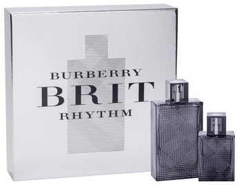 Burberry Brit Rhythm 90ml EDT + 30ml EDT