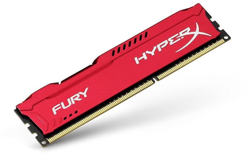Kingston HyperX Fury Red 8GB 3200MHz CL18 DDR4 KIT OF 2 HX432C18FR2K2/16