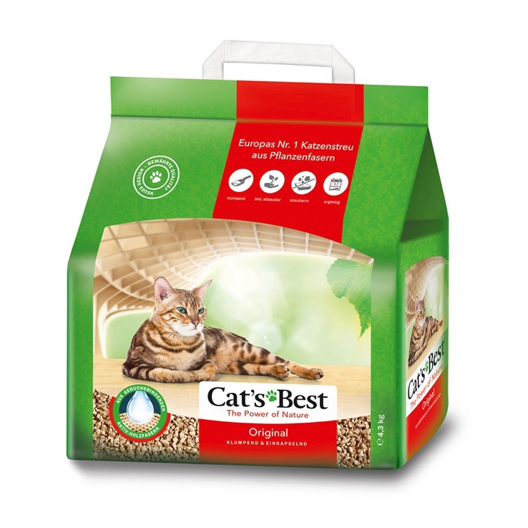 Kassiliiv Cat's Best Original 4.3 kg