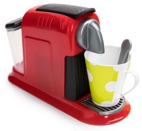 SN Coffee Machine w/ Extras 44197 Red