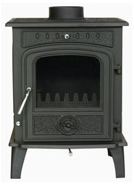 Flammifera BST82 Solid Fuel Stove 11kW Black