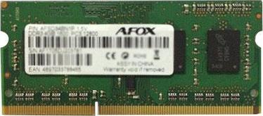 Operatiivmälu (RAM) Afox AFSD416ES1P DDR4 (SO-DIMM) 16 GB