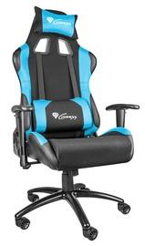 Genesis Nitro 550 Gaming Chair Black Blue