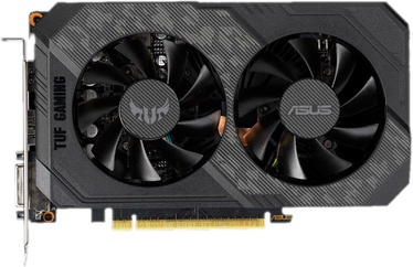 Asus TUF Gaming GeForce GTX 1660 Ti OC 6GB GDDR6 PCIE TUF-GTX1660TI-O6G-GAMING