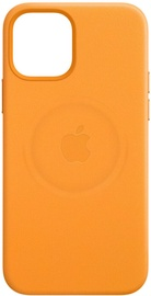 Apple MagSafe Leather Back Case For Apple iPhone 12/12 Pro California Poppy