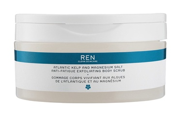 Ren Atlantic Kelp And Magnesium Salt Anti Fatigue Exfoliating Body Scrub 150ml