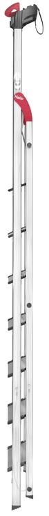 Alumiiniumist redel Rail ComfortLine XXR 8030-807, 8 astet