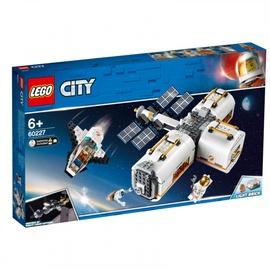 Lego City Blockslunar space station 60227