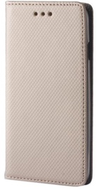 Mocco Smart Magnet Book Case For Samsung Galaxy S10e Gold