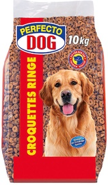 Perfecto Dog Croquettes Rings 10kg