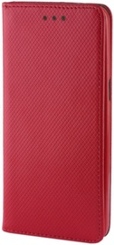 Forever Smart Magnetic Fix Book Case For Huawei P20 Lite Red