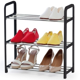 Art Moon Jasper Shoe Rack 3 Tier