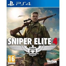 Sniper Elite 4: Italia PS4