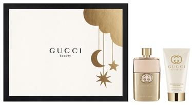 Naiste parfüümikomplekt Gucci Guilty Pour Femme 2pcs Set 100 ml EDP