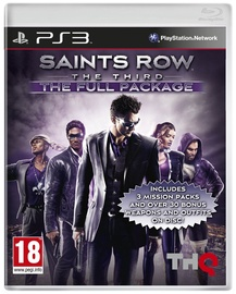 Saints Row 3 Full Package PS3