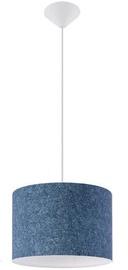 Sollux Azure Ceiling Lamp SL.0550 60W E27 Blue