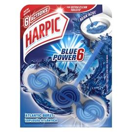 WC-SEEP HARPIC BLUE POWER 6 39G