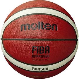 Molten fiba basketball b7g4500 orange size 7