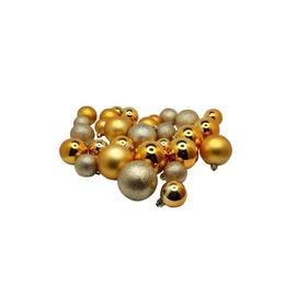 Jõulupuu ehe Christmas Touch N4/LX30BALL Gold, 30 tk