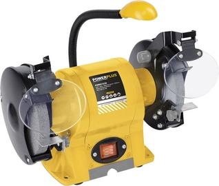 Powerplus POWX1230 Bench Grinder