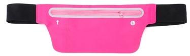 TakeMe Multifunciton Universal Waist Bag For Running 15.5x10cm Pink