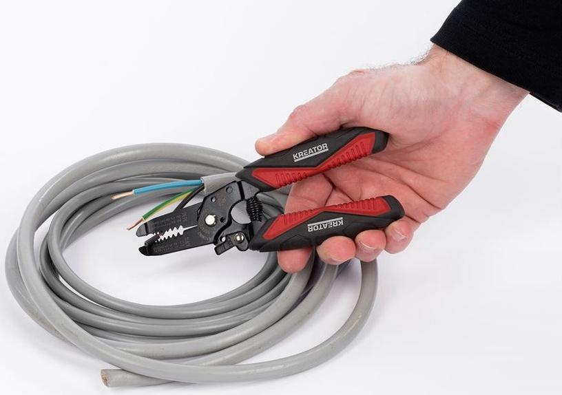 Kreator KRT606002 Wire Stripper HQ