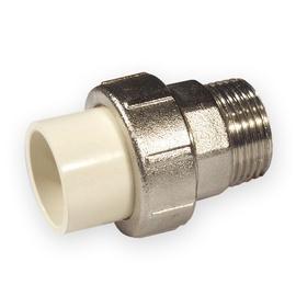 """Adapter (¾""""; KV/SI; 4733 - 407; CPVC) (NIBCO)"""