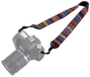 Fotocom Vintage Coloured Camera Strap SB-104