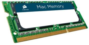 Corsair Mac Memory 8GB DDR3 CL9 SO-DIMM CMSA8GX3M1A1333C9
