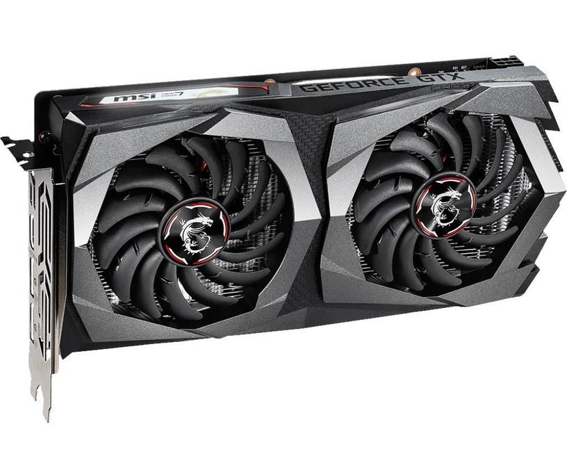 MSI GeForce GTX 1650 Gaming 4G 4GB GDDR5 PCIE