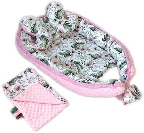 BabyLove Babynest Set Pink Flowers 109004
