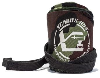 Xenios USA Wrist Twist Wrap Army Green Camo