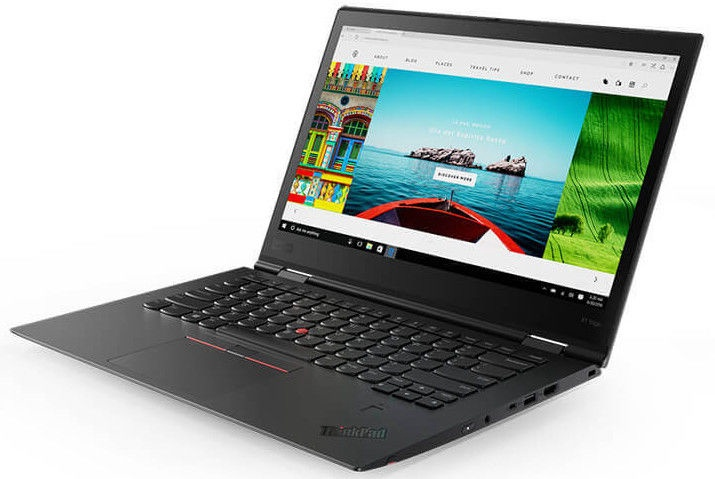 Lenovo ThinkPad X1 Yoga 3 Black 20LD002HPB