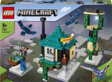 Konstruktor LEGO Minecraft The Sky Tower 21173, 565 tk