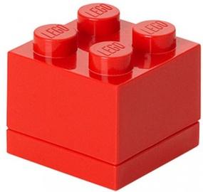 LEGO Mini Lunch Box 4 Red