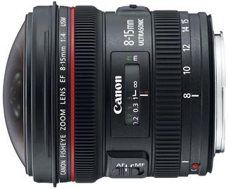 Canon EF 8-15mm F4.0 L Fisheye USM