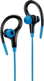 Canyon CNS-SEP2 Wired Sport Earphones Blue