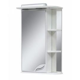 Vento Econom Zeus Bathroom Cabinet 50 White
