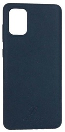 Screenor Ecostyle Back Case For Samsung Galaxy A71 Blueberry Blue