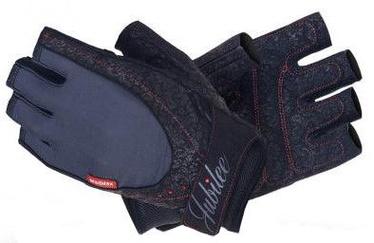 Mad Max Jubilee Gloves with Swarovski Elements Black S