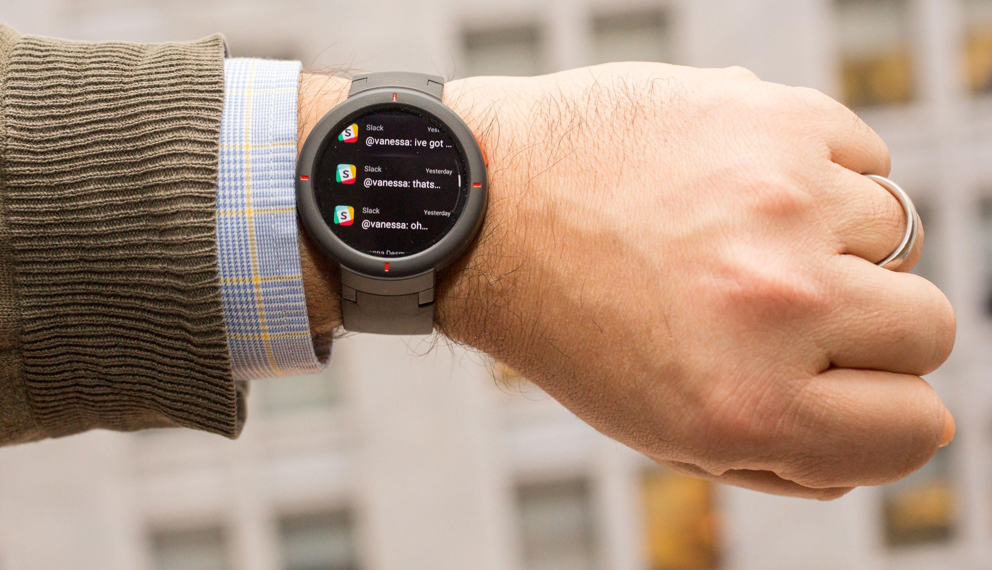 Image result for amazfit verge
