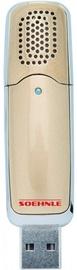 Soehnle Portable USB Air Freshener Como Gold