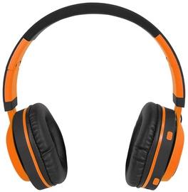 ART AP-B04 Bluetooth Headphones w/Microphone Black/Orange