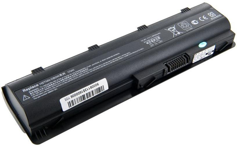 Whitenergy Battery HP Compaq Presario CQ42 6600mAh