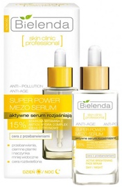 Bielenda Skin Clinic Professional Active Anti-Age Skin Brightening Serum Day/Night 30ml