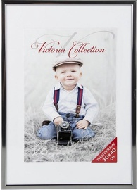 Victoria Collection Photo Frame Aluminium 30x40cm Grey