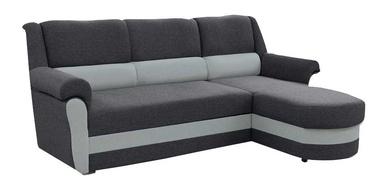 Idzczak Meble Bruno Corner Sofa Right Grey/Light Grey